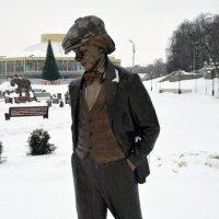 Памятник клоуну Олегу Попову :: Александр Буянов