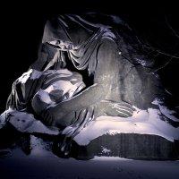 Монумент на мамаевом кургане :: Анастасия Сосновская