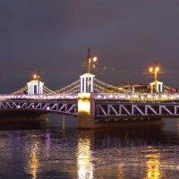 Дворцовый мост. :: Олег Попков