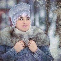 Зима холодная девица :: ALISA LISA
