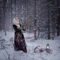 Скоро стемнеет :: Татьяна Скородумова