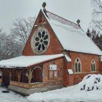 Англиканский костел (Чехия, Марианские Лазни) :: Олег Дейнега
