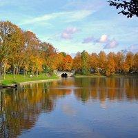 Осень-красавица :: Сергей Карачин