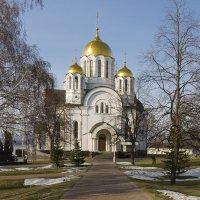 Дорогой к храму :: Olga F
