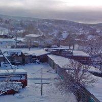 Затянули небо тучи снежные :: Переменка Переменка