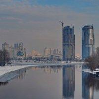 Левый берег :: Валентина Данилова