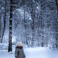 в лесу :: Aleksandra Rastene