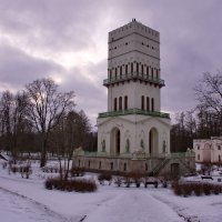 Белая башня   Царское село :: Валентина Папилова