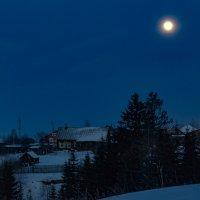 Хозяйка ночи :: Валерий Симонов
