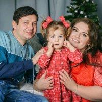 Семейная фотосессия :: Юлия Сапрыкина