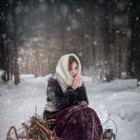 Морозит :: Татьяна Скородумова