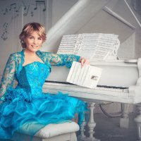 Музыкант :: Наталья Мячикова