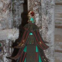 Армейская новогодняя елка :: Дмитрий Солоненко