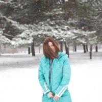 Снег пошел :: Илья Зубков