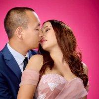 Не французский поцелуй (или 18-) :: Валерий Славников