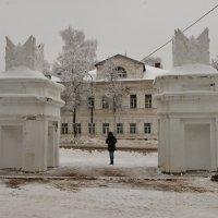 Три истории города К . :: Святец Вячеслав