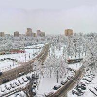 Кастанаевская. :: Александр Бабаев