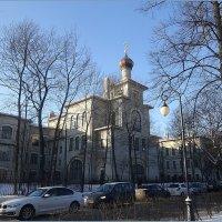 Здание Ортопедического института, Александровский парк 5 :: Вера