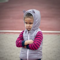 Не подходи ко мне, я обиделась!!! :: Светлана marokkanka