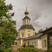 Осташков, Богородицкий Житенный монастырь :: Владимир Демчишин