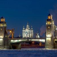 Мост Петра Великого :: Дмитрий Рутковский