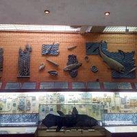 В московском палеонтологическом музее :: Елена