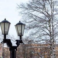 Зимой в городе :: Светлана Ку