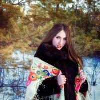 русская красавица :: Юлия Рамелис