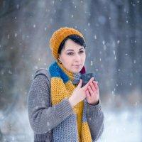 зима :: Елена Лагода