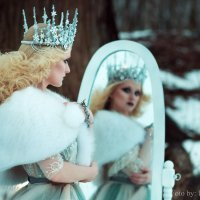 Снежная Королева :: Оксана ЛОбова