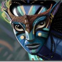 Avatar (моя вторая работа выполненная на графическом планшете Huion.) :: Anatol Livtsov