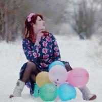 Мари праздничная :: Роза Бара