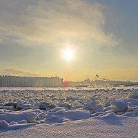 Мне холодной зимой мерещится жаркое лето... :: Senior Веселков Петр