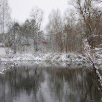 В зимнем зазеркалье... :: марк