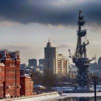 Зимним ,февральским днем в Москве. :: Лара ***