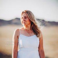 Почувствовать ветер :: Lora Marenkova