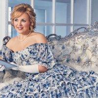Любимый 19 век. :: Наталья Мячикова