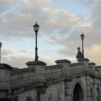 Южная терраса набережной реки Шельда :: Елена Павлова (Смолова)