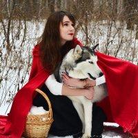 красная шапочка :: Наталия Кожанова