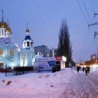 Храм в честь Собора Всех Святых Самары :: Александр Алексеев
