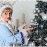 Новогодняя сказка :: Alena Legotkina