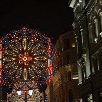 Улица новогодняя :: Ольга Беляева