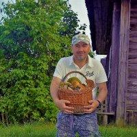 Немножко белых грибков... :: Sergey Gordoff