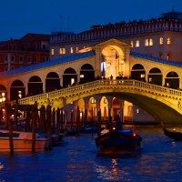 Венеция Ночь :: Николай Танаев