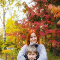 Осенняя прогулка :: Tanya Petrosyan