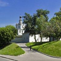 из монастыря :: Владимир Иванов