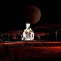 Кровавая луна :: Сергей Лисов
