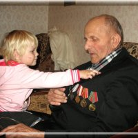 Дедушка :: Владимир