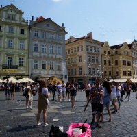 Прага. Староместская площадь :: Алёна Савина