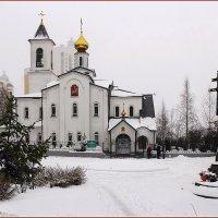 Храм Св.Георгия Победоносца. :: Роланд Дубровский